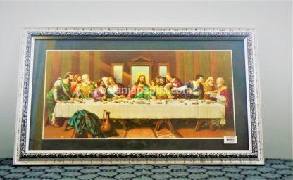 LST1117 PIGURA NASRANI YESUS 30X50