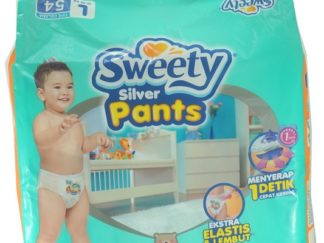 SWEETY SILVER PANTS L54