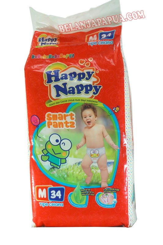 HAPPY NAPPY SMART PANTS M34