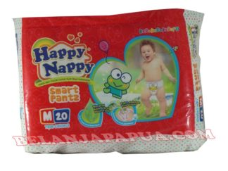 HAPPY NAPPY BABY DIAPERS PANTS M20