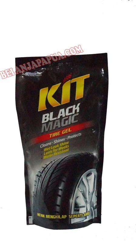 KIT BLACK MAGIC TIRE GEL REFF 200ML