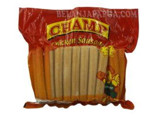 CHAMP CHICKEN SAUSAGE 1KG