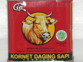 CIP CORNED BEEF 340GR