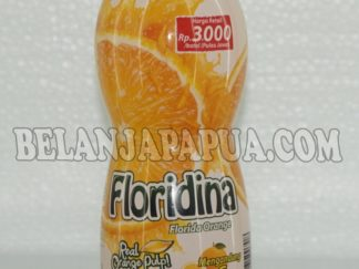 FLORIDINA ORNG PULPI 360ML