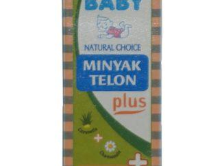 MY BABY MINYAK TELON PLUS 60ML