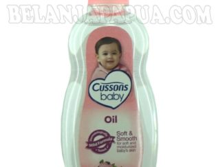 CUSSONS BABY OIL S&S 100ML