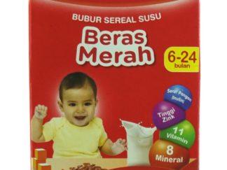 SUN BBR SUSU BERAS MERAH 120GR