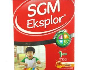 SGM EKSPLOR 1+ MADU 900GR