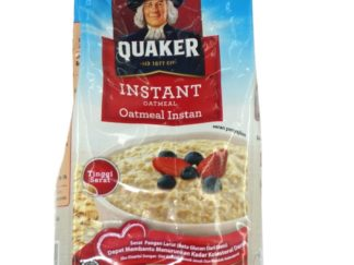 QUAKER INST OATMEAL MR 200GR