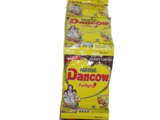 DANCOW INSTAN COKLAT 40GRX5PCS
