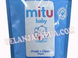 MITU BABY TISSUE BSH REFF BR 60S