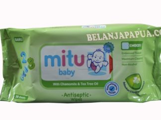 MITU BABY WIPES ANT SEPTIC 50S