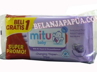 MITU BABY WIPES VIOLET 50S