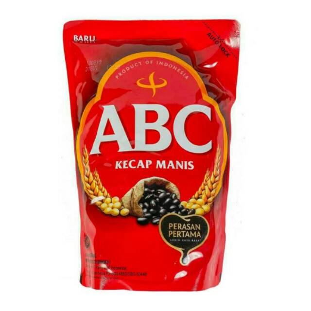 ABC KECAP MANIS REFF 520ML